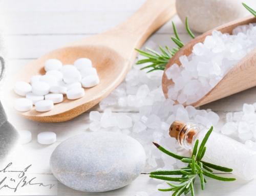 Sales de Schüssler: nutrición esencial para las células