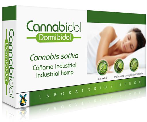 Cannabidol Dormibisan