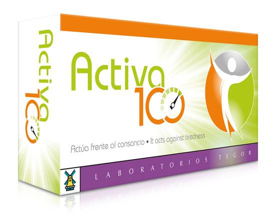 Estuche de Activa 100
