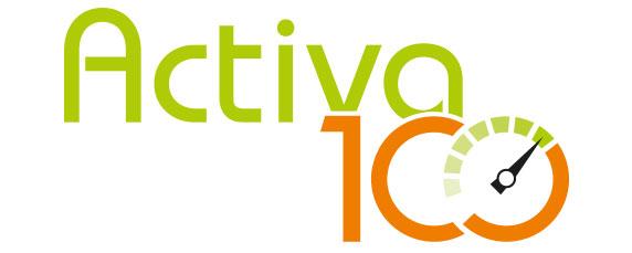 Logotipo de Activa 100
