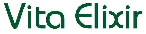 Logotipo de Vita Elixir Cápsulas