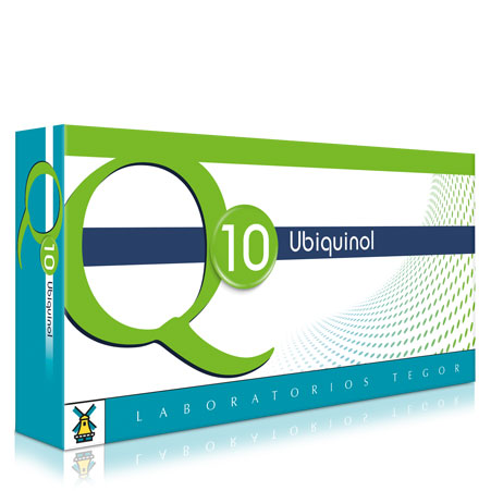 Estuche de Q10 Ubiquinol