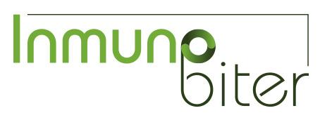 Logotipo Inmunobiter