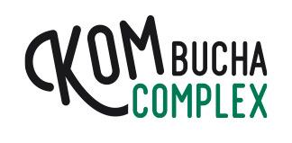 Logotipo de Kombucha Complex