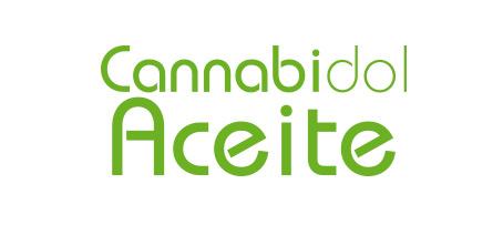 Logotipo del Cannabidol Aceite